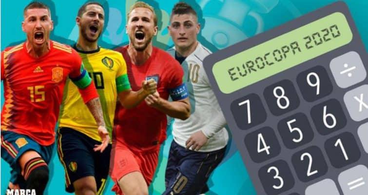 Bí quyết soi kèo nhà cái Euro 2021