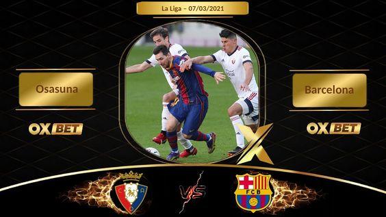 Sự kiện cá cược giải La Liga của Oxbet