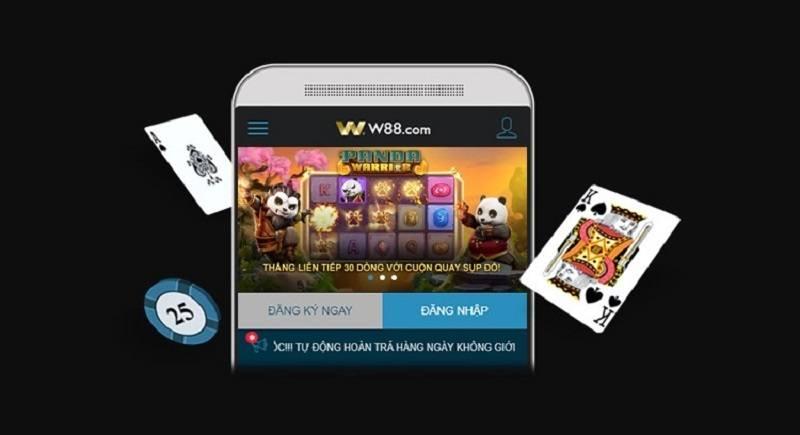 Đa dạng loại kèo cá cược với tỷ lệ hấp dẫn tại W88 thu hút nhiều người chơi